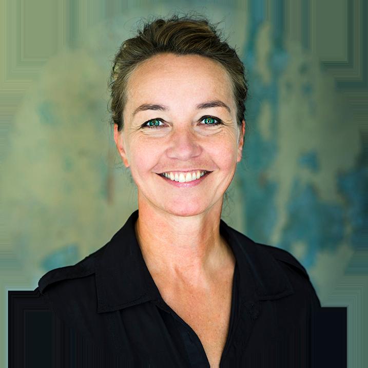 Underviser på kurset Personlig Kommunikation Birgitte Sally